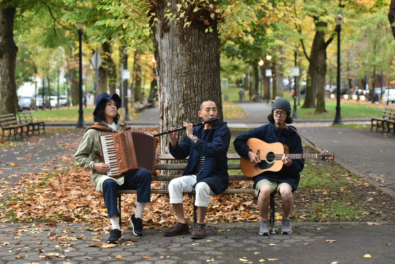 O'Jizo「Via Portland」発売記念ライブ