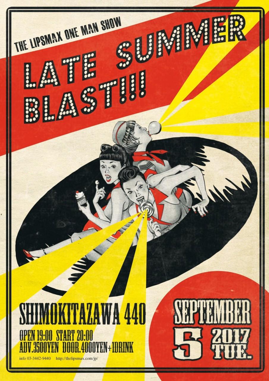 「Late Summer Blast!!!」