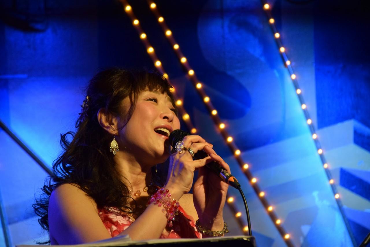 「うえむらかをる&Caolu Soul Latin バレンタインライブ」