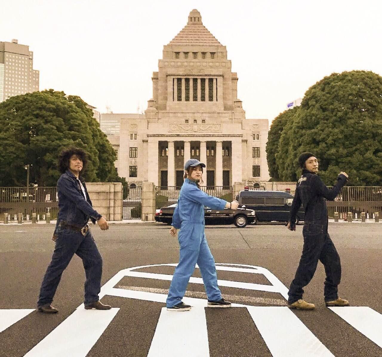インディーズ電力New Album「みんなして感電」リリース記念 全国発電ツアー【発電所 20】