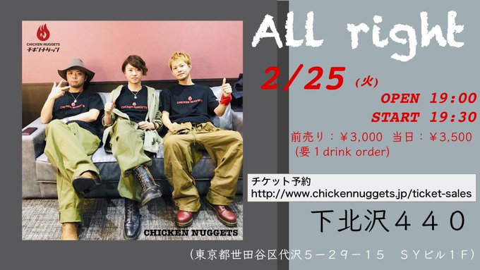「All right」