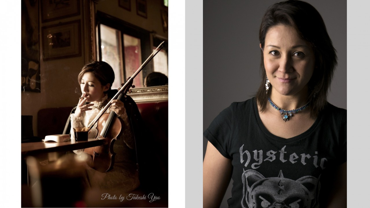 ※時間変更【来場】せぱれーる 出演:Reina Kitada Band / Christelle Ciari Band